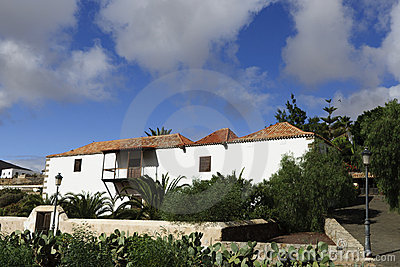 Betancuria - The former capital of Fuerteventura