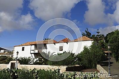Betancuria - The former capital of Fuerteventura