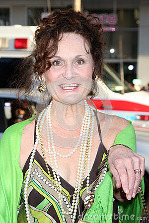 Beth Grant Editorial Stock Photo