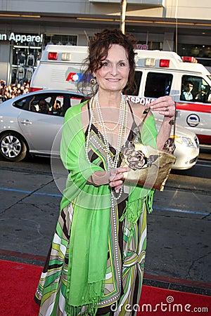 Beth Grant Editorial Stock Photo