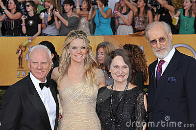 Beth Grant, James Cromwell, Missi Pyle Editorial Image