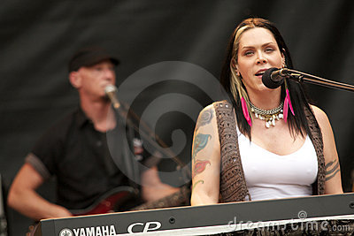 Beth Hart Editorial Image