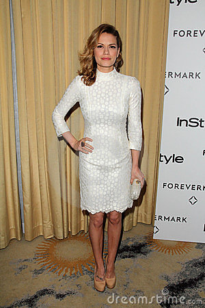 Bethany Joy Galeotti at the Forevermark And InStyle Golden Globes Event, Beverly Hills Hotel, Beverly Hills, CA 01-10-12 Editorial Photography