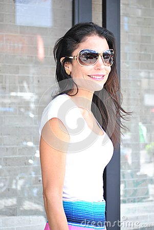 Bethenny Frankel Editorial Stock Image
