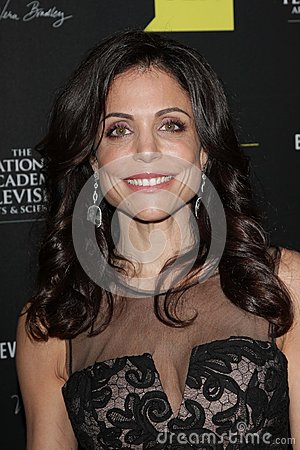 Bethenny Frankel at the 39th Annual Daytime Emmy Awards, Beverly Hilton, Beverly Hills, CA 06-23-12 Editorial Stock Photo