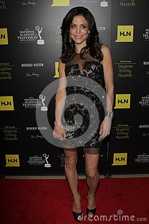 Bethenny Frankel at the 39th Annual Daytime Emmy Awards, Beverly Hilton, Beverly Hills, CA 06-23-12 Editorial Photography