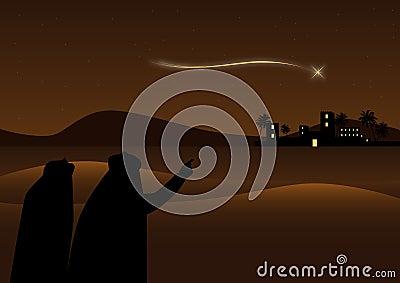 Bethlehem achtergrond