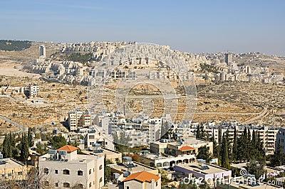 Bethlehem and Har Homa (Homat Shmuel)