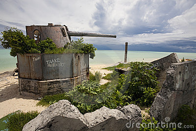 Betio, Atoll Tarawa