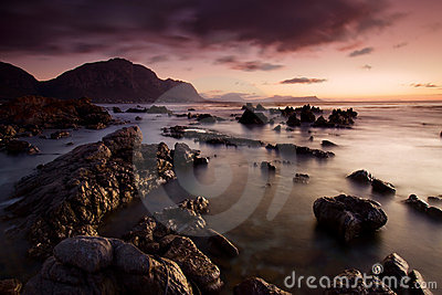 Bettys Bay Sunrise