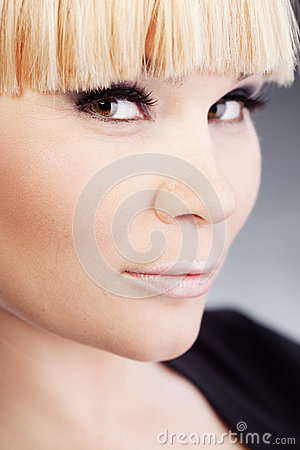 Beuatiful woman
