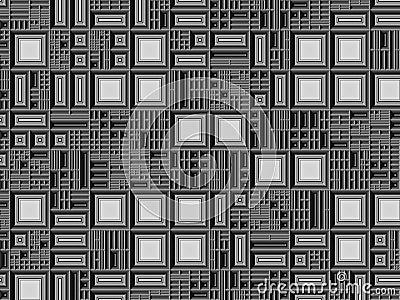 Beveled Grid