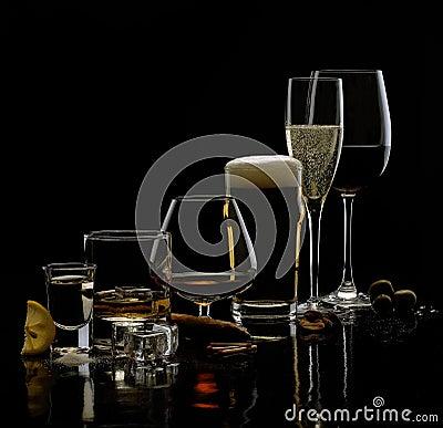 Free Beverage Royalty Free Stock Image - 7782406