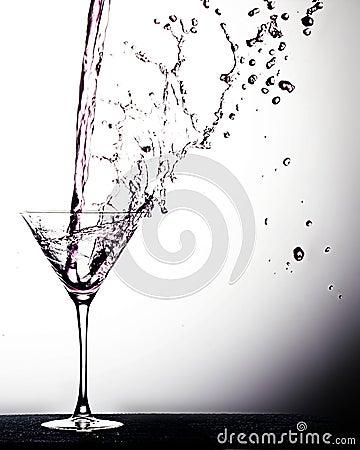 Beverage Pour