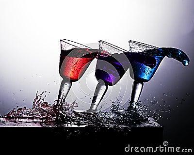 Beverage Spill