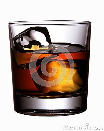 Free Beverage (Whisky) Royalty Free Stock Image - 461756