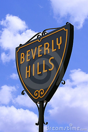 Free Beverly Hills Stock Images - 1216184