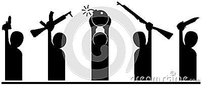 Beväpnat