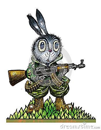 Bewaffnet und gefährlich