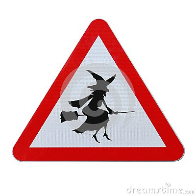Beware of Flying Witches