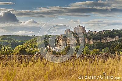 Beynac castle or chateau