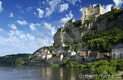 Beynac Castle - Dordogne - France