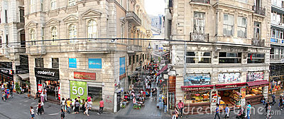 Beyoglu Editorial Image