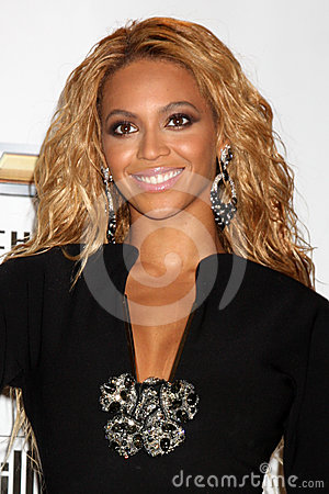 Beyonce Knowles Editorial Stock Photo