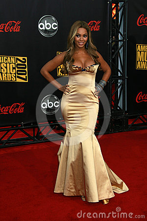 Beyonce Knowles Editorial Stock Image