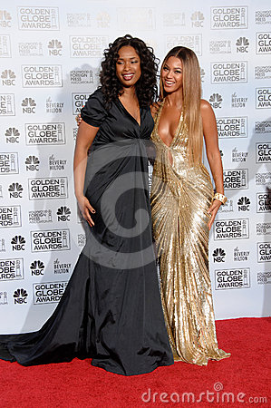 Beyonce Knowles, Beyonce, Jennifer Hudson Editorial Photography