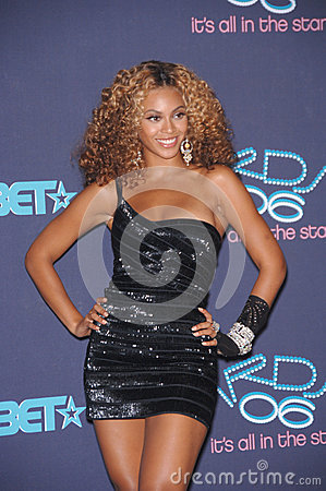 Beyonce Knowles,Destiny s Child Editorial Photo