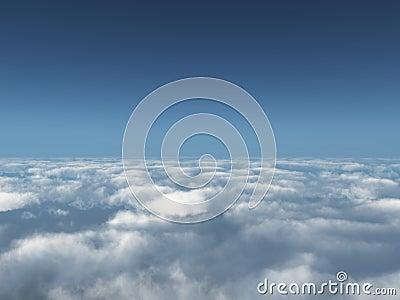 Beyond clouds