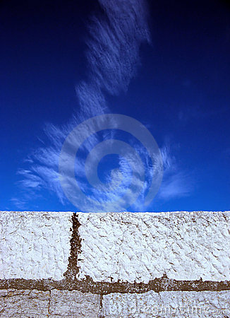 Free Beyond The Wall Stock Photography - 6791992