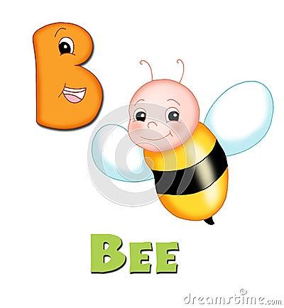 Bezeichnen Sie B mit Buchstaben