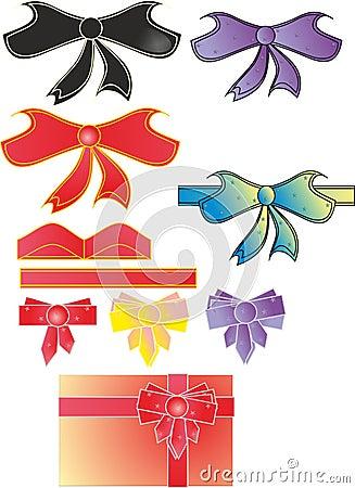 Bögen und Geschenke