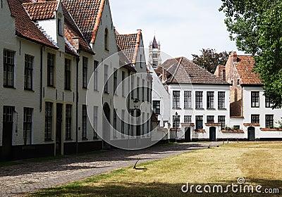 Béguinage in Bruges