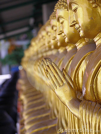 Free Bhudda In Thailand Stock Photo - 5976630