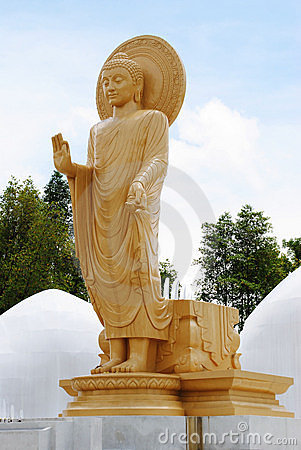 Free Bhudda Statue Royalty Free Stock Images - 21647089