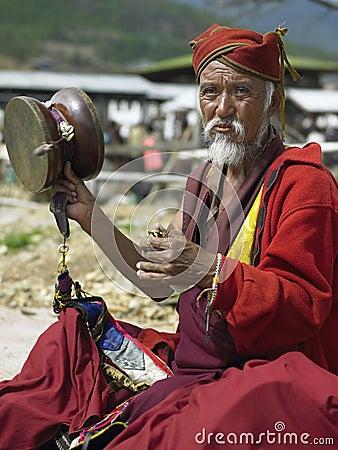 Bhutan Editorial Photo