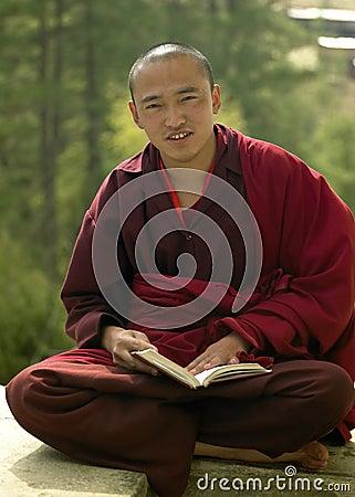 Bhutan - Paro Dzong Editorial Photo