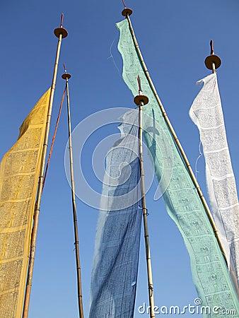 Bhutanese Flags