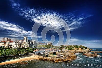 Biarritz Harbor