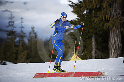 Biathlon Editorial Photo