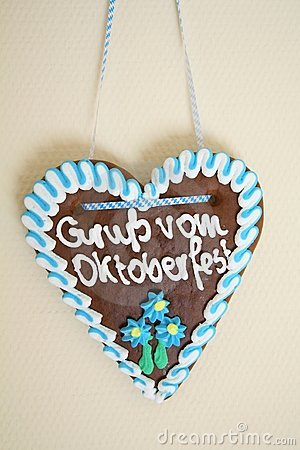 Bibelot d Oktoberfest Photographie éditorial