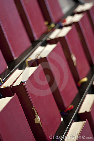 Free Bible Book Stand In Church Royalty Free Stock Photo - 15458835
