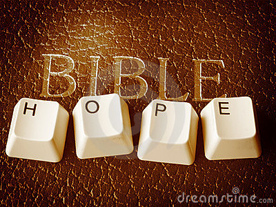 Bible gives hope