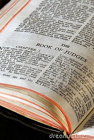 Bible series judges