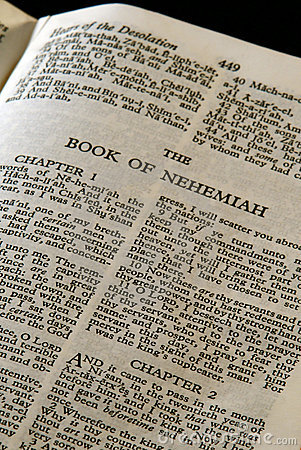 Bible series nehemiah