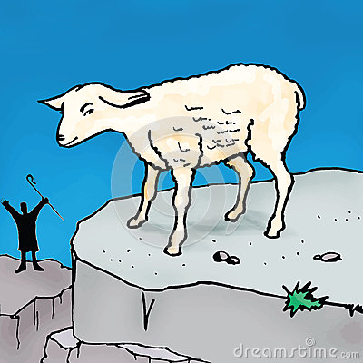 Bible stories - The Parable of the Wandering Sheep