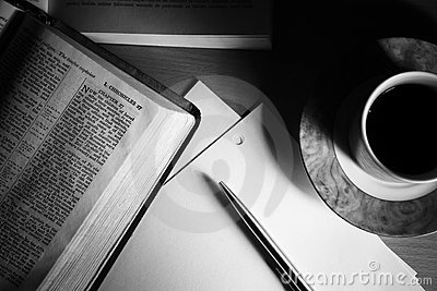Bible Study 2 BW